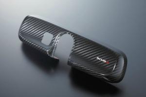 NISMO R35GT-R カーボンルームミラーカバー